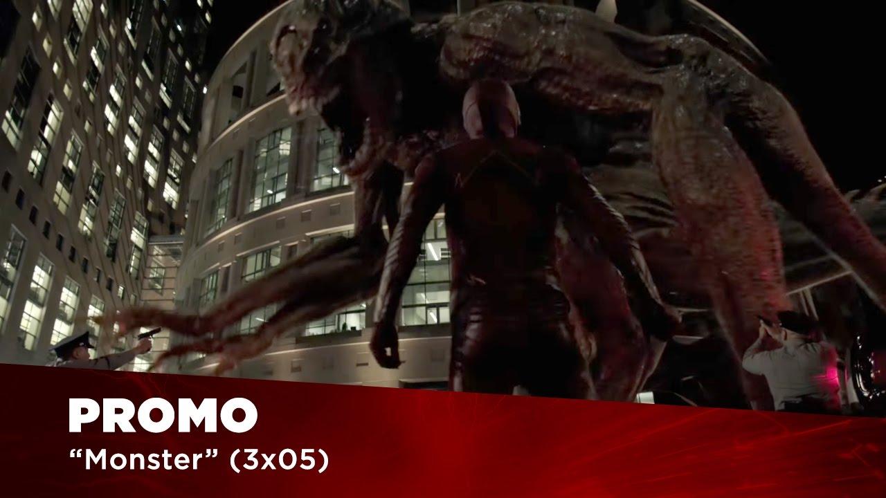 Resultado de imagem para flash 3x05 monster