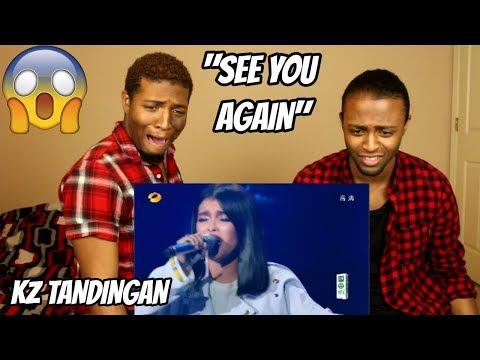 KZ Tandingan - See You Again | Episode 10 | Singer 2018 | REACTION