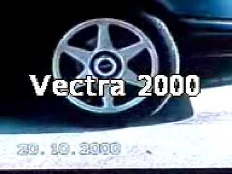 Opel Vectra 2.0   16V Burn Out