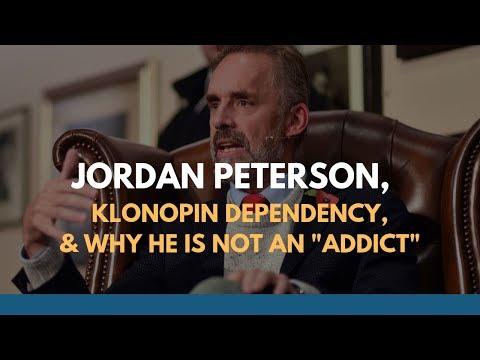 różne kolory sprzedaż online wykwintny styl Why Is Jordan Peterson In Rehab? Understanding Dependency vs ...