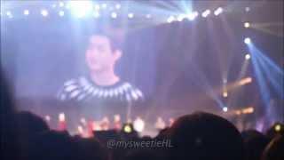 140920 SS6 in Seoul ending talk _ Henry _ 헨리