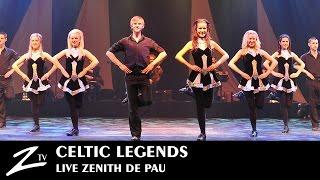 Celtic Legends - Zenith de Pau - LIVE HD