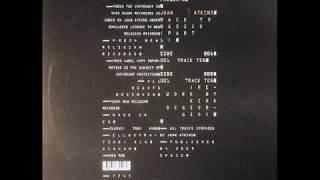 Juan Atkins - Track Ten (Rework by Kirk Degiorgio)