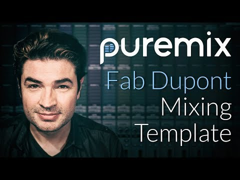 Fab Dupont Mixing Template Trailer