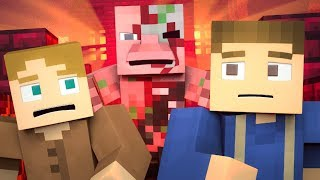 "♪ ""Won't Let Go"" - A Minecraft Music Video/Song ♪"