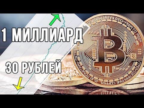 Как начать зарабатывать на КРИПТОВАЛЮТЕ? / С 30 рублей до МИЛЛИАРДА / Биткоин, Эфириум