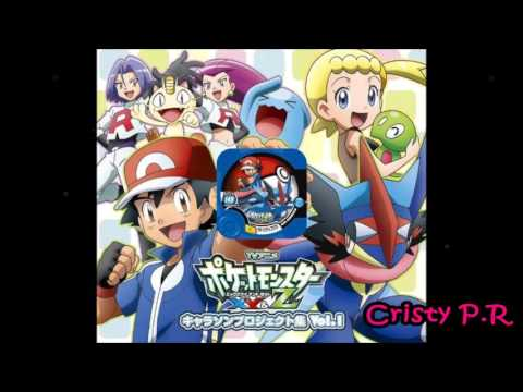 Pokémon XY&Z Opening Instrumental ~Off Vocal~