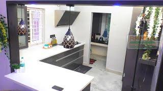 Our Customer Mrs. Chitra Guduvanchery Chennai | Ramya Modular Kitchen & Interiors
