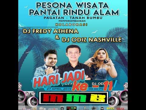 PESTA PANTAI RINDU ALAM PAGATAN DJ FREDY SABTU 27 04 2019