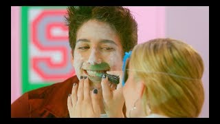 ZOMBIES  Zombie Makeover Challenge  Disney Channel Asia