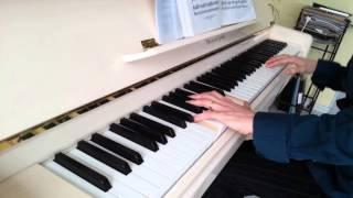 Abba - super trouper piano cover
