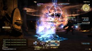 FFXIV :ARR Black Mage Final Quest - Always bet on Black -