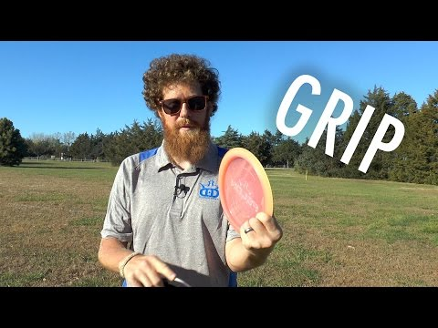 Zach Melton | Disc Golf Grip