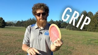 zach melton   disc golf grip