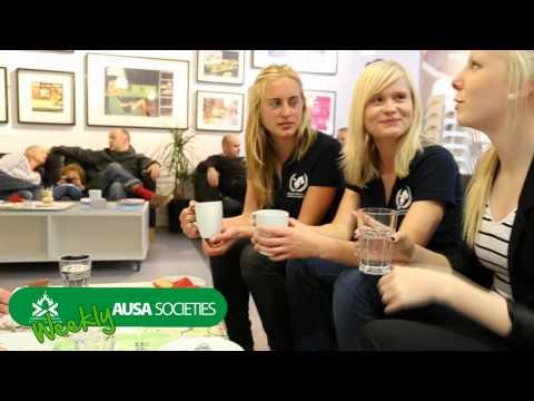 AUSA Societies Weekly - Nordic Society goes to IKEA