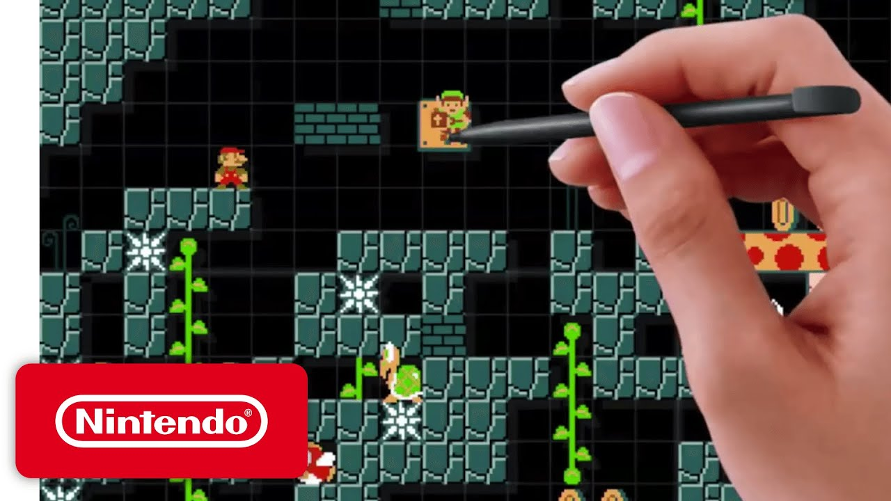 Super Mario Maker' lets you record custom sounds in Mario levels