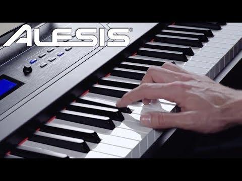 Alesis Recital Pro | 88-Key Digital Piano with Hammer-Action Keys