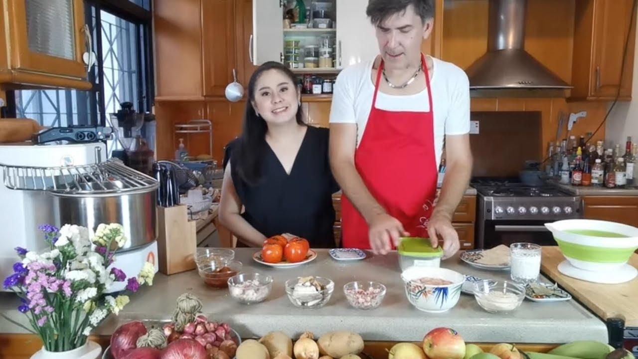 Frank's Kitchen EP1: มะเขือเทศยัดไส้แบบฝรั่งเศส Tomates farcies