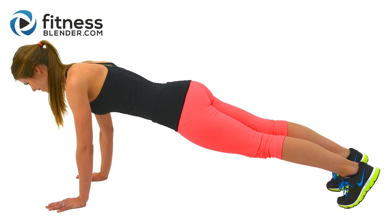 Watch The Burpee Workout Thatll Shred Fat Fast video