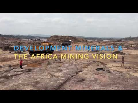 Development Minerals and the Africa Mining Vision