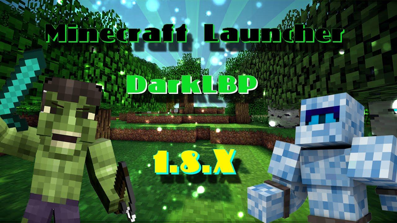Minecraft Launcher DarkLBP Projects Skins Y Capas Online - Skins para minecraft 1 8 con capa