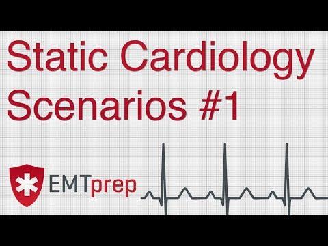 Static Cardiology Scenarios 1 YouTube