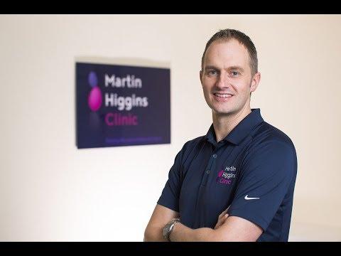 Martin Higgins Clinic Best Sports Massage Centre in London - Sports Injury Clinic in Soho