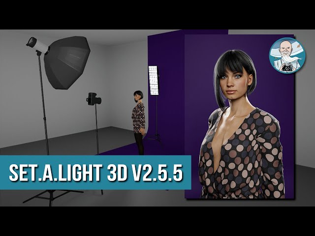 Studio Simulatie Software Upgrade - Set.a.light 3D v2.5.5 van Elixxier