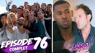 💸 Les Anges 9  (Replay) - Episode  76 : Shemar Moore est là ! / Clash Senna vs Fabrice