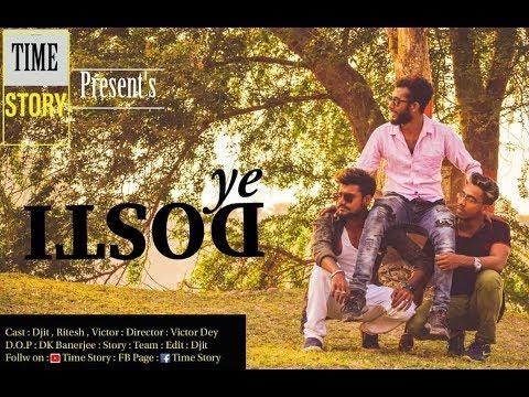 Yeh Dosti   Friendship Story   Ritesh , Victor , Djit   Purani Jeans   Ankit Tiwari   Time Story