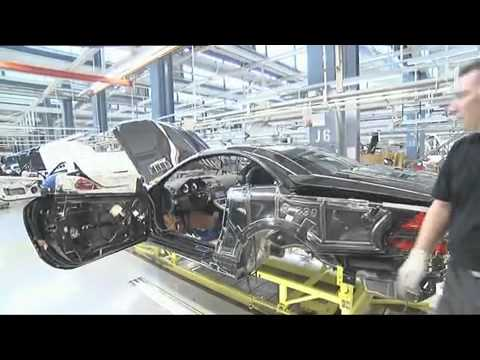 Mercedes benz factory youtube for Mercedes benz usa factory