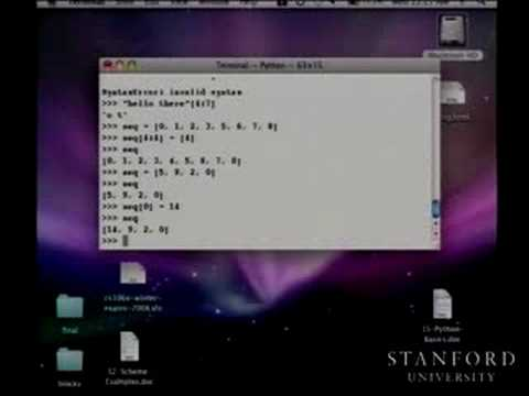 Lecture 24 | Programming Paradigms (Stanford)