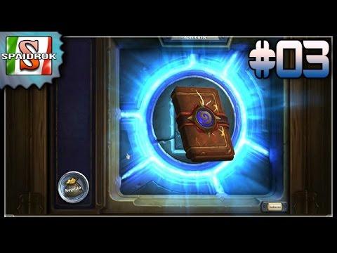 Hearthstone Heroes of Warcraft: (3Parte) nuovissime carte [ITA]