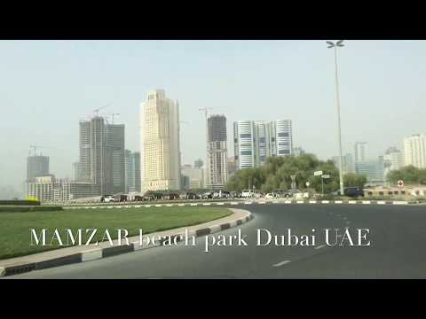 Mamzar Beach Park Dubai UAE #mamzarpark