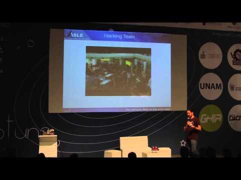 CPMX6 - Privacidad en internet - Rafael Bonifaz