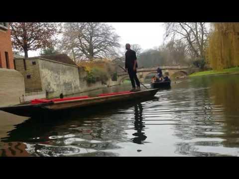 Punt on Cambridge