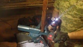 bosch gdx 18 v ec professional ударный гайковерт шуруповерт и дрель gbm 10 re в работе и отзывы