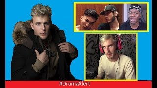 RiceGum , FaZe Banks & KSI vs Jake Paul & PewDiePie #DramaAlert Boogie2988 - Shay Carl Dad EXPOSED?
