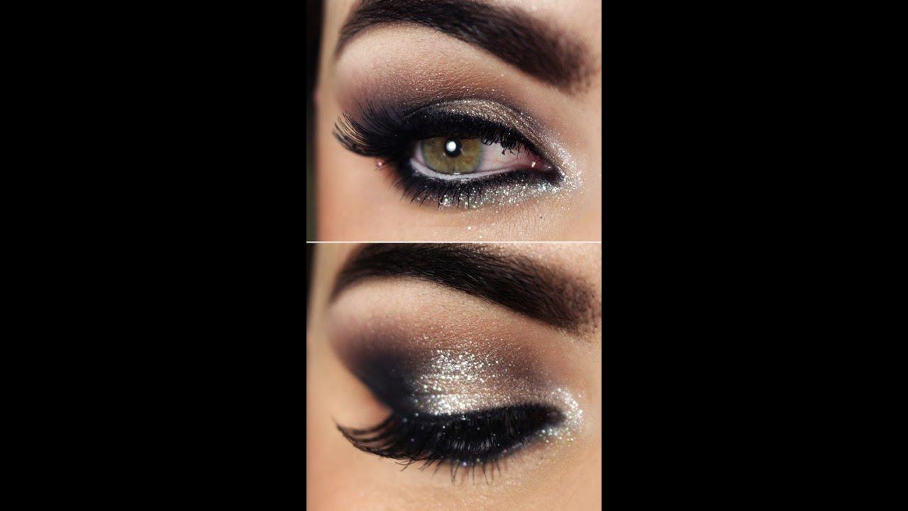 Вечерний макияж. Макияж пошаговый. Класссный макияж. Мейкап - YouTube f7664023f6526