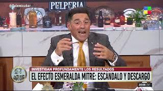 El fuerte descargo de Esmeralda Mitre