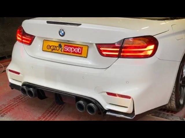 BMW 4.20 F33 M4 DÖNÜŞÜM