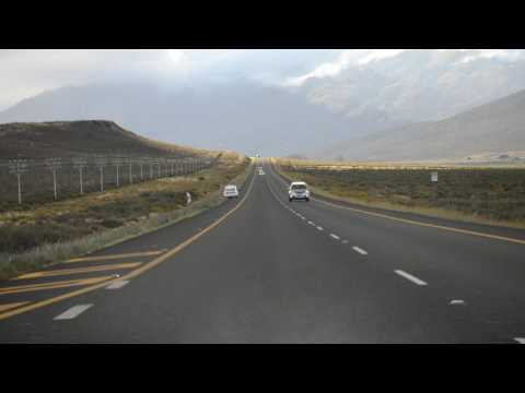 Road Trip Johannesburg to Capetown