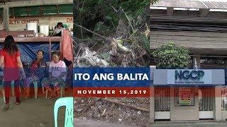 UNTV Ito Ang Balita November 15 2019