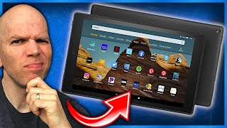 Is the Amazon Fire HD 10 Any Good? | Product Review 2020