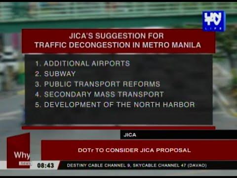 Dotr Status Of Proposed New Manila International Airport