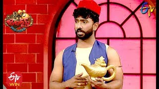 Adhire Abhinay Performance | Jabardasth | 2nd January 2020    | ETV  Telugu