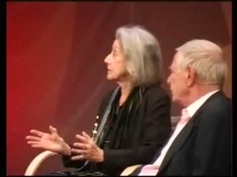 Nadine Gordimer In Discussion At PWF