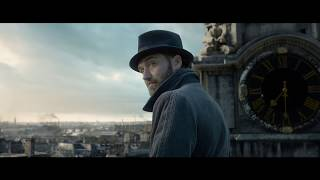 Fantastic Beasts: The Crimes of Grindelwald International - Official Teaser Trailer