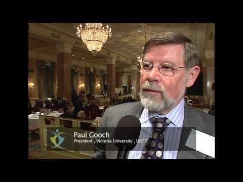 Interview with Prof. Paul Gooch - IDI Toronto Friendship Dinner 2010