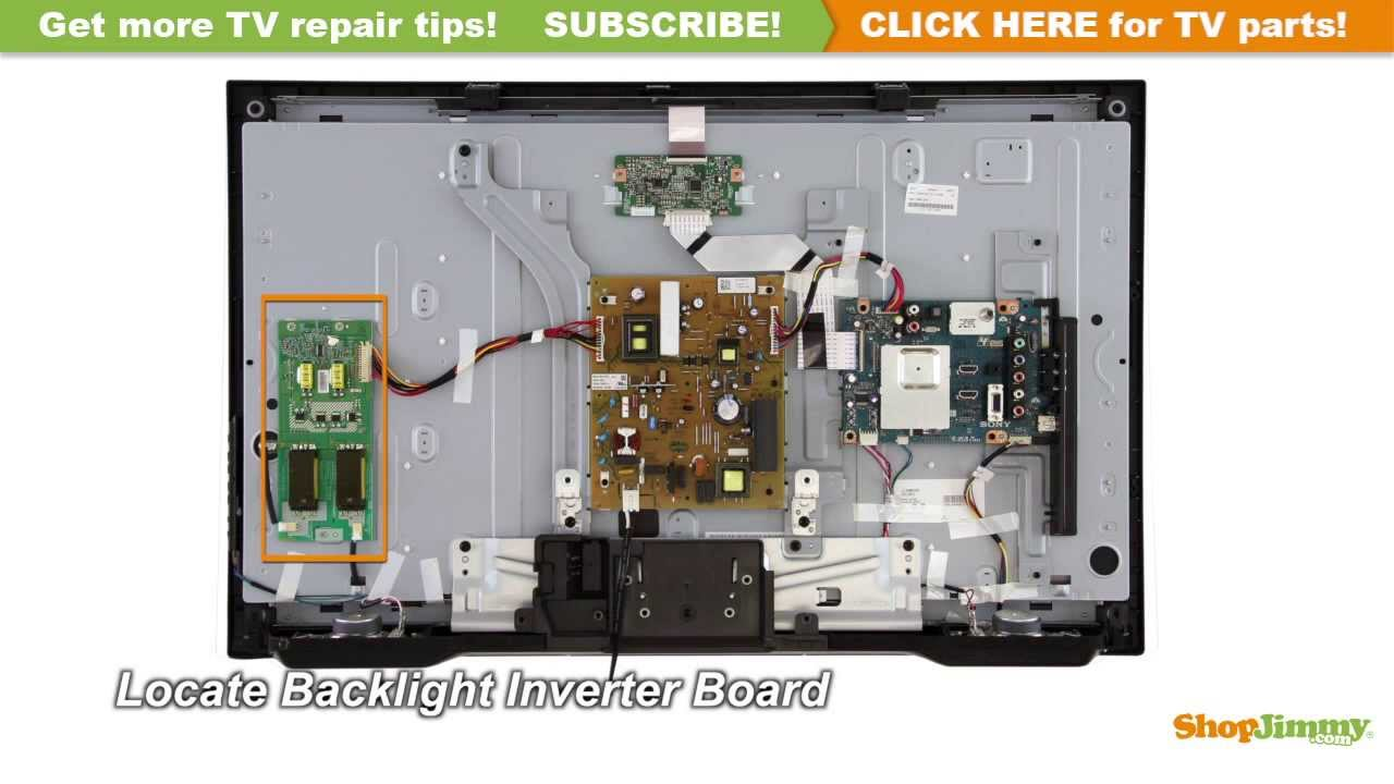 small resolution of lg 6632l 0627a backlight inverter boards replacement guide for lcd tv repair